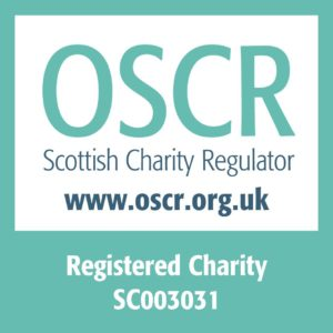 Scottish Charity No. SCO03031